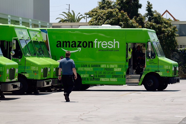 Amazon Fresh Review - Prime Grocery Delivery Services | The Food Oasis