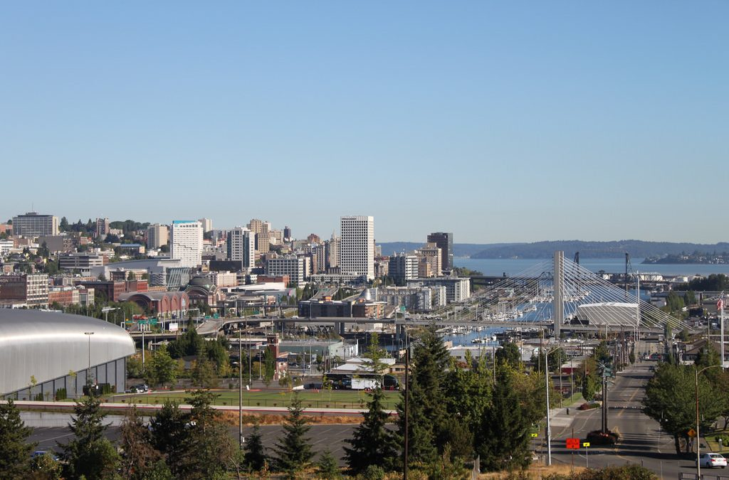 Which Restaurant & Meal Delivery Services are Available in Tacoma?