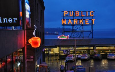 The Average Price of Lunch in Downtown Seattle Has Jumped 50% in the Last Ten Years