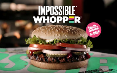 Burger King to Offer Meatless Whoppers in Every US Location by the End of 2019