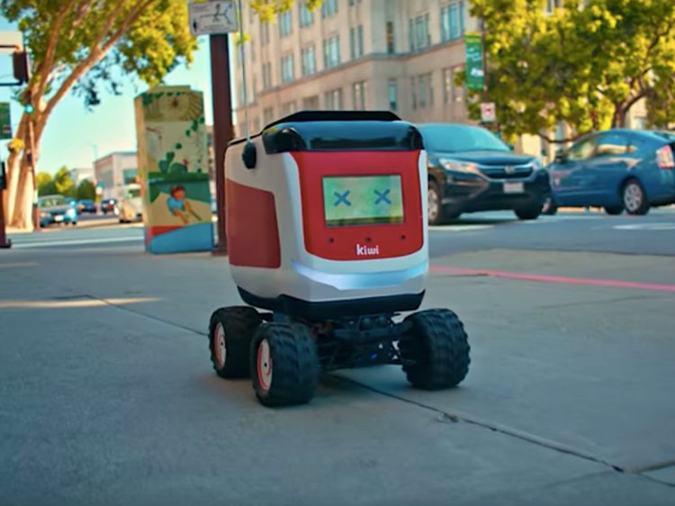 Kiwi Delivery Robots Expanding to 12 More Colleges