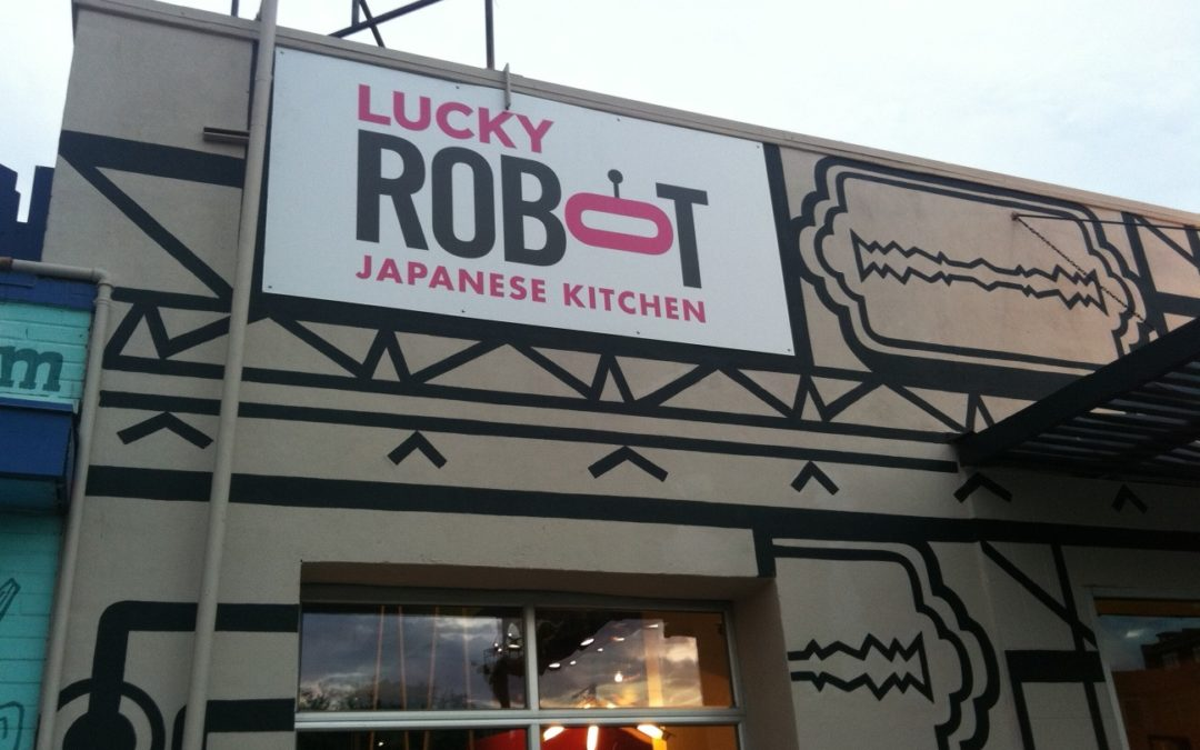 James Beard Foundation Labels Texas Sushi Restaurant Lucky Robot Certified Sustainable