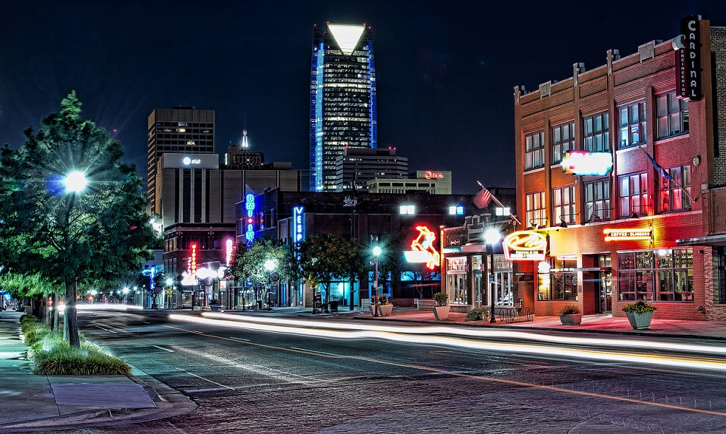 Which Restaurant & Meal Delivery Services are Available in Oklahoma City?