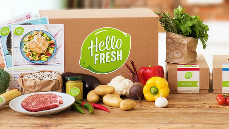 Hello Fresh Announces Big Customer Growth in the First Quarter