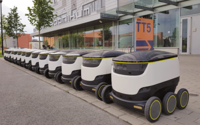 Starship Technologies Raises $40 Million Investment to Expand Robot Delivery