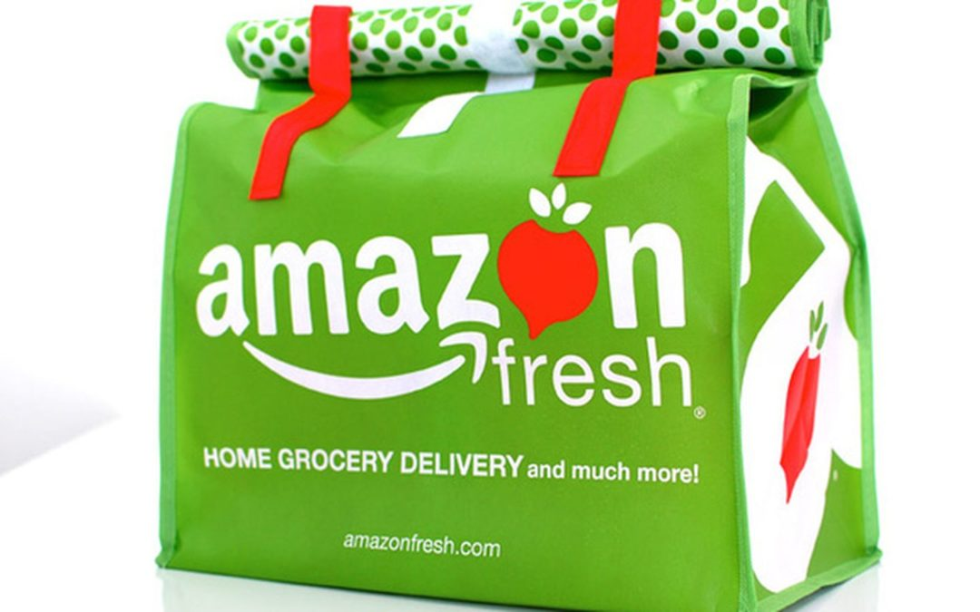 Amazon Eliminates FRESH Grocery Delivery Service Fee